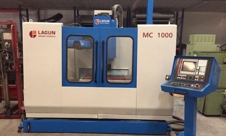 Lagun Mc 1000 Dik İşlem Tezgahı